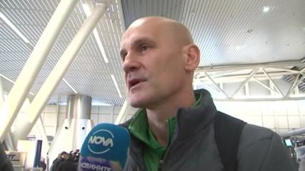 Здравко Здравков: Не съм се замислял за Лудогорец