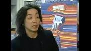 Японски Джаз Музикант Пали Пиано