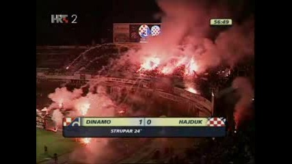 Най - здравите хърватски хулигани