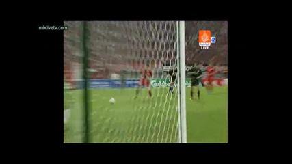 26.07 Сингапур - Ливърпул 0:5 Андрей Воронин супер гол
