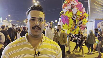 Iraq: Crowds flock to Adhamiya to celebrate birth anniversary of Prophet Muhammad
