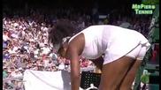 Serena Williams vs Maria Sharapova Wimbledon 2015