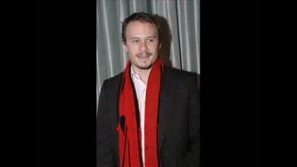 Отиде Си Един Велик Актьор Heath Ledger!!!