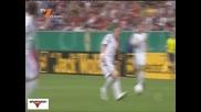 Некарелц - Байерн Мюнхен 0 - 1 Марио Гомез (купата на Германия) 02.08.09