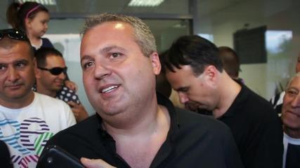 Коко Динев: Българският футбол е най-доброто риалити, все още мисля да бойкотирам финала