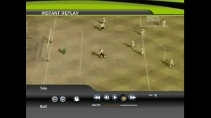 Fifa 07 - Пропуск 2