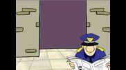 Анимация - Matrix Пародия