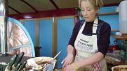 UK: Actress Emma Thompson breaks injunction to hold fracking protest bake-off