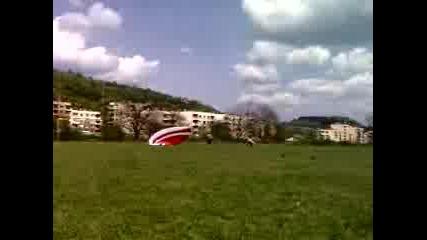 Опит за летене