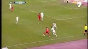 Toni Silva against Slavia Sofia in his first 25 minutes on Bulgarian Army™