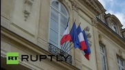 France: Fabius refuses to comment after emergency meeting on NSA spying scandal