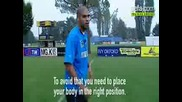 Uefa - Урок По Футбол От Адриано