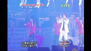 Arashi - Love So Sweet - Yamapi & Kamenashi - Seishun Amigo - Johnnys countdown 2009 - 2010