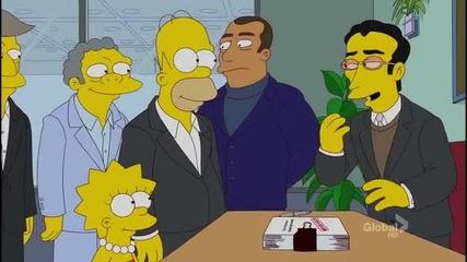 Семейство Симпсън - Нови Епизоди Сезон 23 Епизод 6 Season 23 Episode 6 Hd