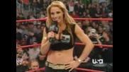 Trish & Lita отново в Raw !!!