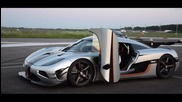 Рекорд: Koenigsegg One:1 ускори до 300 км/ч за 12 секунди