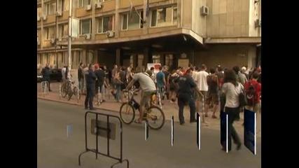 Нов протест заради цените на тока и парното
