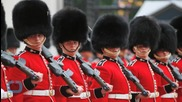 Caught Off Guard: Teasing Tourist Courts Business End of Sentry's Bayonet