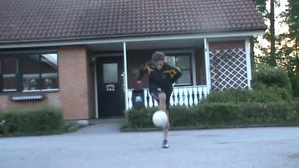 Бъдещият К.роналдо само на16 години
