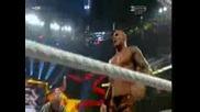 Summerslam 2009 - John Cena vs Randy Orton ( Wwe Championship)