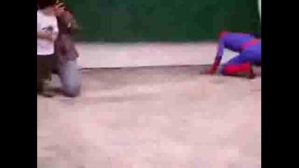 Spiderman - Izdanka
