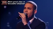 The X Factor 2009 - Danyl Johnson I Have Nothing - Live Show 9