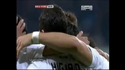 Real Madrid vs Racing Santander (6 - 1) 23.10 Всички голове