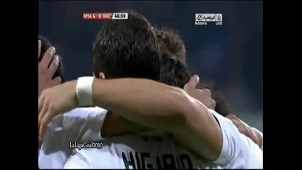 Real Madrid vs Racing Santander (6 - 1) 23.10 Всички голове