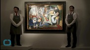 Fox News Affiliate Censors Breasts of $179m Picasso Painting On Air