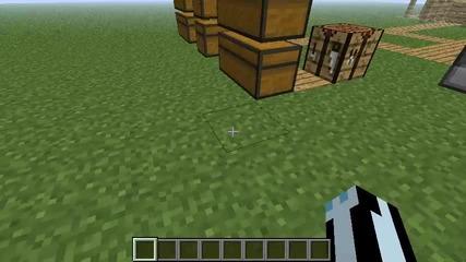 Minecraft: kak da si napravite kojenite drehi cvetni i kak da napravite verijna bronq
