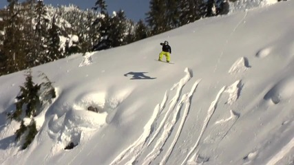 Snowboard Freestyle - express_ Just me snowboarding