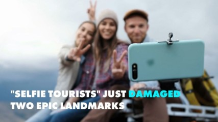Is the selfie ruining travel for the rest of us?