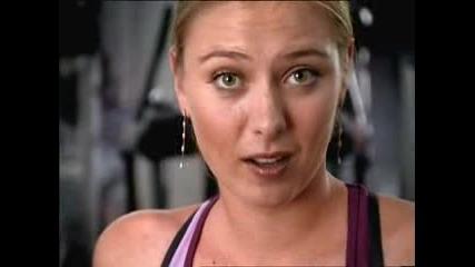 Nike - Sharapova
