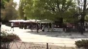 Преди Вечното дерби Левски - Цска 2:1 27.04.2013.