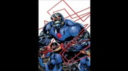 Fan War!!! Thanos vs Darkseid