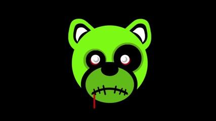 Skrillex - First Of The Year (zombear Remix)