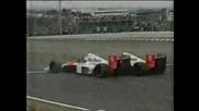 Formula 1 - Senna Vs Prost 1988 - 1993