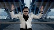 Psy - Gentleman ( Официално видео)( Високо качество) + Bg Subs
