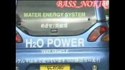 Кола която се движе с Вода
