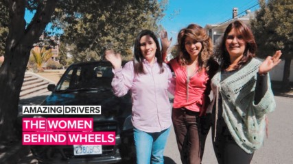 Awesome Drivers: These Bolivian moms are ready to roll