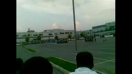 Monster Drift in Mladost4.1