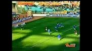 Roma : Brescia - Montella Goal