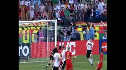 Bastian Schweinsteiger in Euro 08
