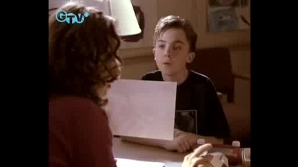 Malcolm in The Middle s01e01