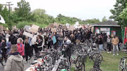 Sweden: Hundreds defy coronavirus restrictions at BLM demo in Malmo