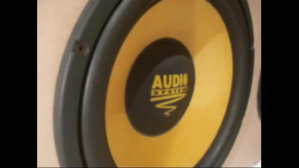 Audio system x- ion 12-800 in home