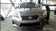 2014 Lexus Rx350 F-sport - Exterior and Interior Walkaround - 2014 Ottawa Gatineau Auto Show