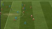 Фифа 12 Демба Ба Феноменален гол