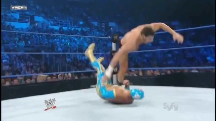 Rope Flip Arm Drag - Sin Cara
