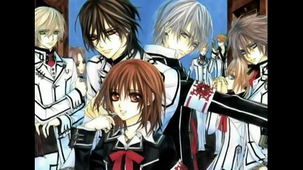 Vampire Knight Guilty soundtrack - Surrounding Mists